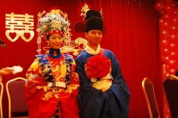טיול לסין - חתונה סינית