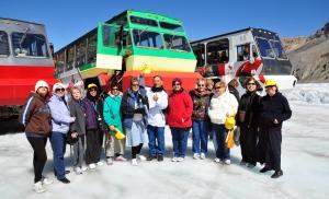 טיול מאורגן לקנדה ואלסקה