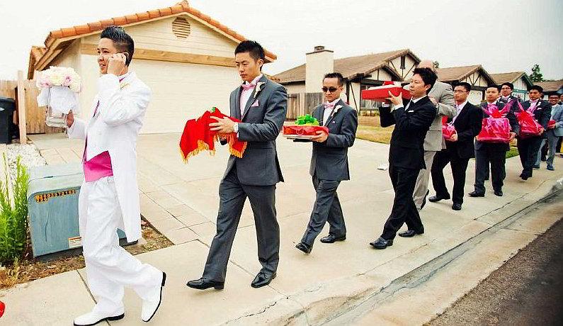 טיול לוייטנאם - חתונה מסורתית