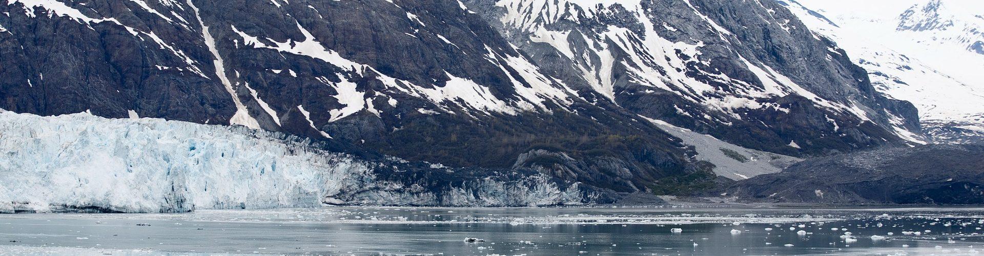 קרוז כשר - קרחונים באלסקה
