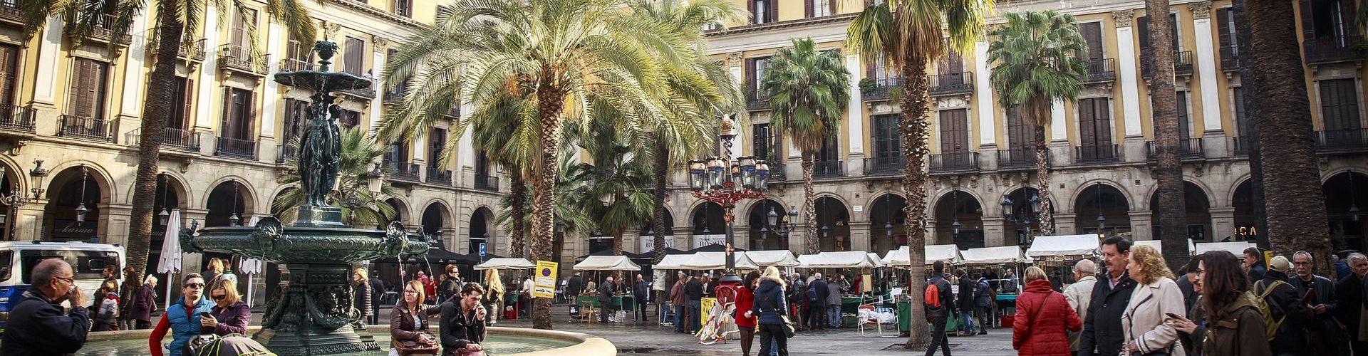 חופשת שייט למערב הים התיכון - ברצלונה