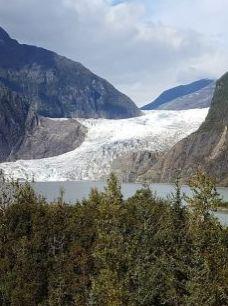 קרחון בג'ונו, אלסקה