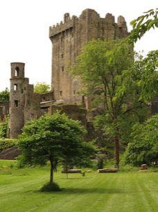 מצודת בלארני, אירלנד
